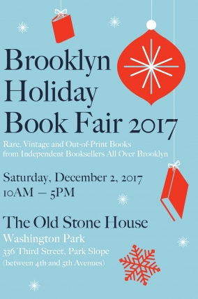 Brooklyn Holiday Book Fair 2017