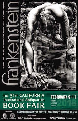 California International Antiquarian Book Fair 2018