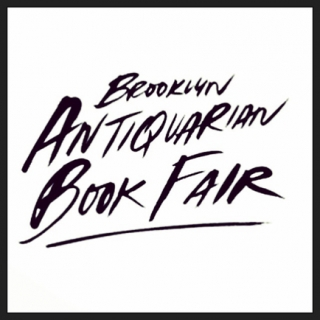 Brooklyn Antiquarian Book Fair 2018