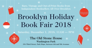 Brooklyn Holiday Book Fair 2018