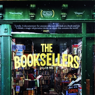 The Booksellers (Zoom Q & A)