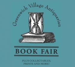 Greenwich Village Antiquarian Book Fair 2014