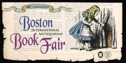 Boston International Antiquarian Book Fair 2016