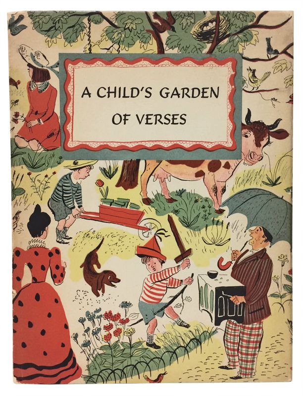 a childs garden of verses - A Childs Garden Of Verses