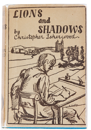 Lions and Shadows: An Education in the Twenties. Christopher Isherwood.