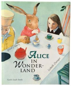 Alice in Wonderland, Signed by Lisbeth Zwerger