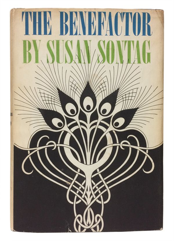 The Benefactor. Susan Sontag, Dwight MacDonald.