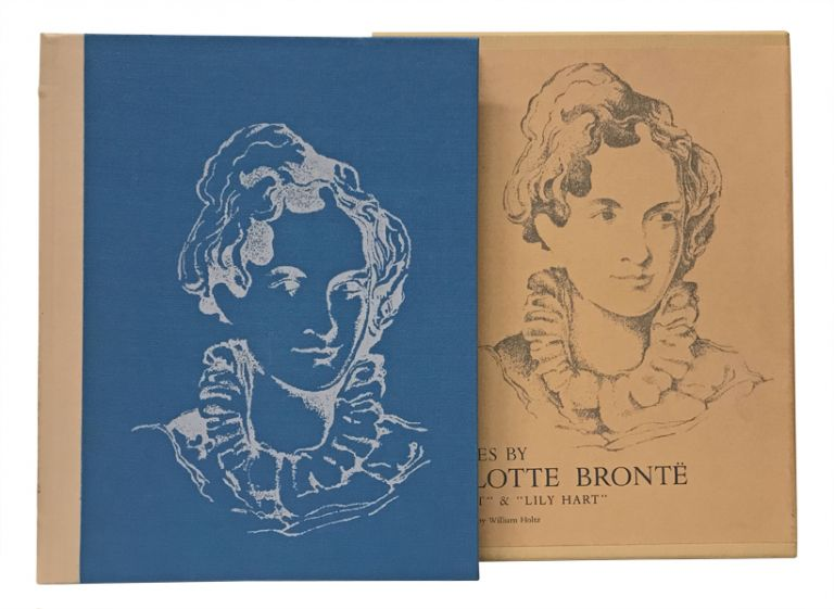 "Two Tales by Charlotte Brontë: ""The Secret"" & ""Lily Hart."" Transcribed from the Original Manuscript and Edited by William Holtz. Charlotte Brontë, Branwell Brontë, illustrator, Elizabeth Gaskell, William Holtz."