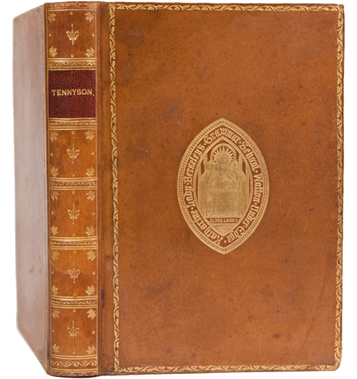 Poetical Works of Alfred Lord Tennyson. Alfred Lord Tennyson.