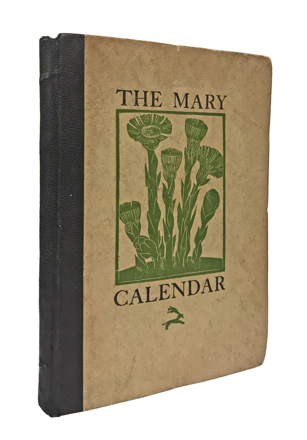 The Mary Calendar. Judith Smith, M. Dudley Short.