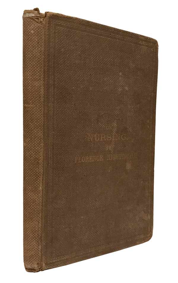 Notes on Nursing: What It Is, and What It Is Not. Florence Nightingale, Susan Hayhurst.