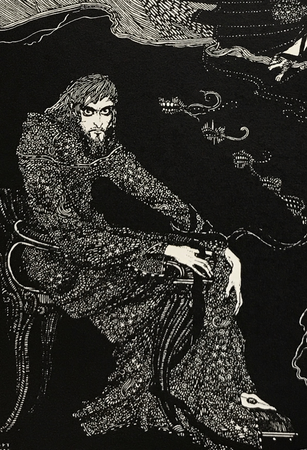 Tales of Mystery and Imagination. Edgar Allan Poe, Harry Clarke.