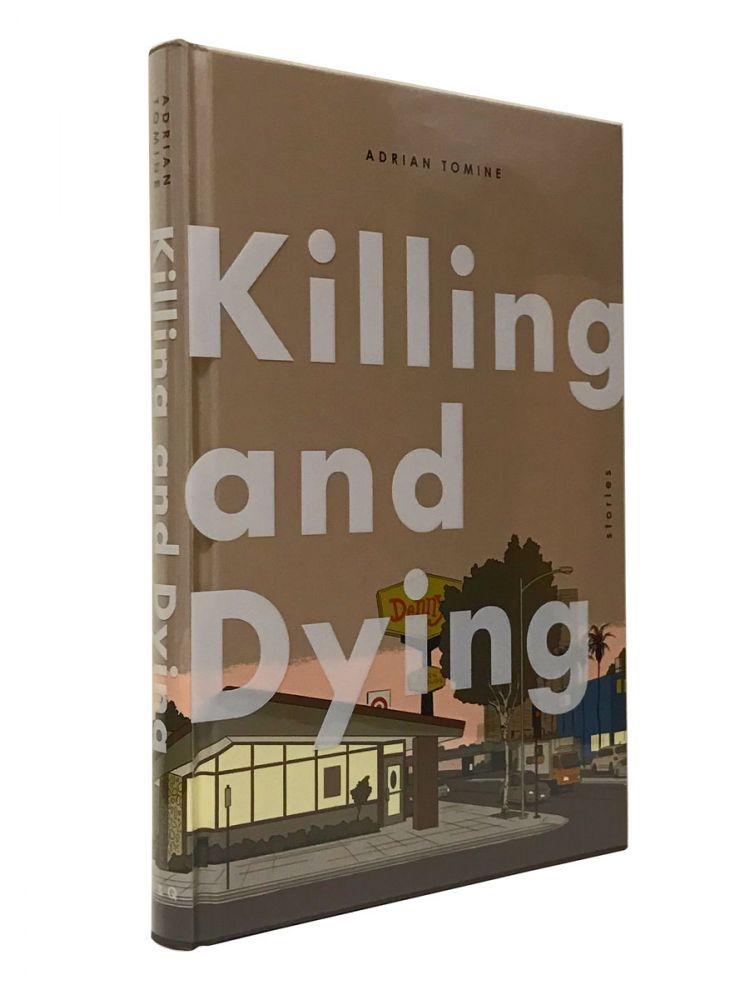 Killing and Dying. Adrian Tomine.