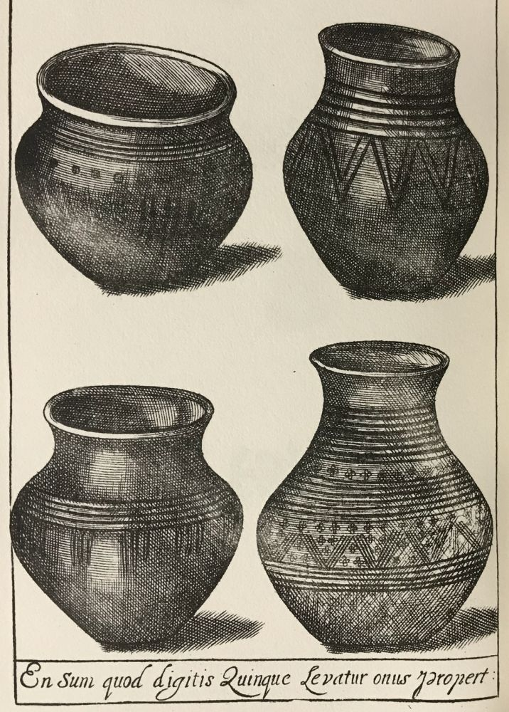 Hydriotaphia, Urne-Buriall, or A Discourse of the Sepulchrall Urnes Lately Found in Norfolk. Together with The Garden of Cyrus, or the Quincunciall, Lozenge, or Net-work Plantations of the Ancients, Artificially, Naturally, Mystically Considered. Thomas Browne.