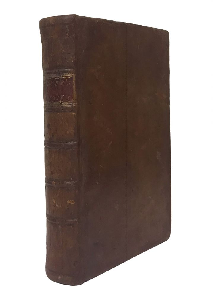 English Classics Abridged; Being Select Works of Addison, Pope, and Milton, Adapted to the Perusal of Youth, of Both Sexes, at School. To Which Are Prefixed Observations on the Several Authors, Addressed to Parents and Preceptors. John Walker, Joseph Addison, John Milton, Alexander Pope.