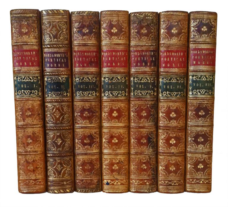 The Poetical Works of William Wordsworth. William Wordsworth.
