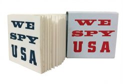We Spy USA, One of 100 Signed Copies