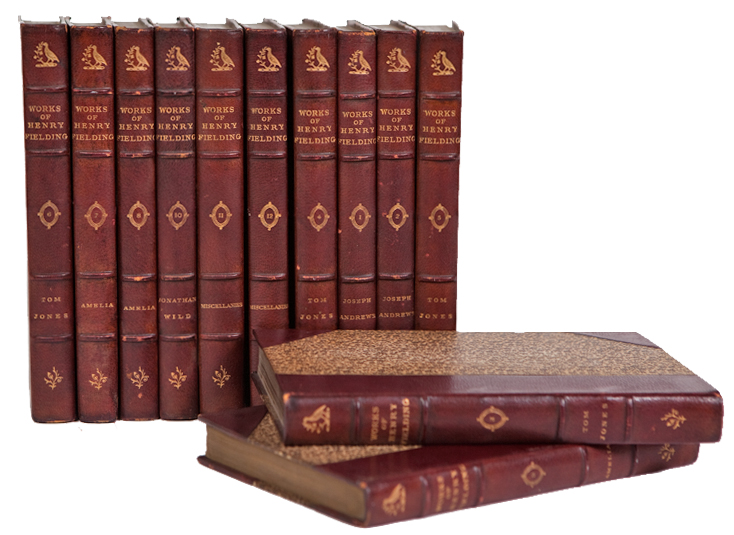 Henry Fielding's Collected Works
