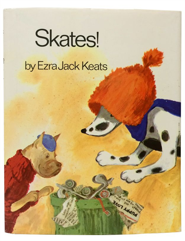 Skates! by Ezra Jack Keats, with a Signed Interview