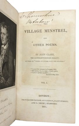 The Village Minstrel and Other Poems