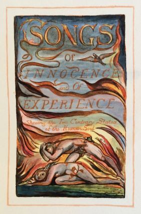 Songs of Innocence; WITH: Songs of Experience