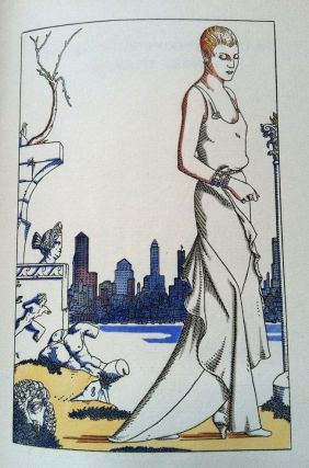 Modern Nymphs: Being A Series of Fourteen Fashion Plates. With an Introductory Essay on Clothes by Raymond Mortimer