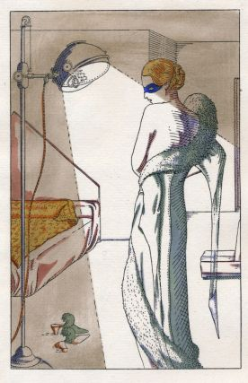 Modern Nymphs: Being A Series of Fourteen Fashion Plates. With an Introductory Essay on Clothes by Raymond Mortimer. Thomas Lowinsky.