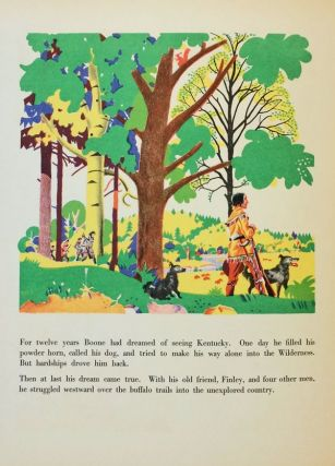 Daniel Boone: Historic Adventures of an American Hunter among the Indians