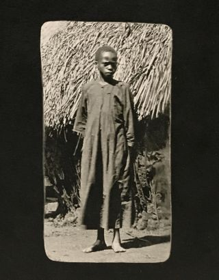 Illustrated Memoir of Kamante Gatura, Isak Dinesen's Cook in Out of Africa, Twice Inscribed