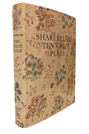 Shakespeare: Ten Great Plays. William Shakespeare, illustrators, Tyrone Guthrie, introduction, Alice Provensen, Martin.