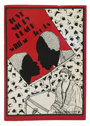 Love Story Black. William Demby, Lezley Saar, illustrator.