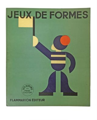 Jeux de Formes, 1934, Pioneering Modernist Activity Book