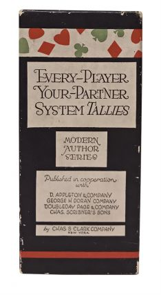 Every-Player-Your-Partner System Tallies: Modern Author Series