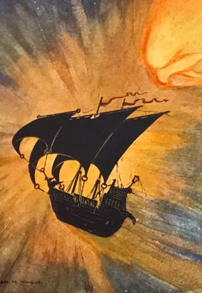The Ship That Sailed to Mars. William Timlin.