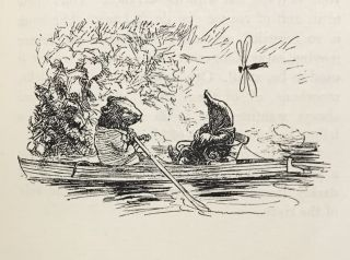 The Wind in the Willows. Kenneth Grahame, Ernest H. Shepard, illustrator.