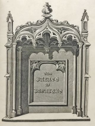 Mirror for Magistrates (three volumes); WITH: The Palace of Pleasure (three volumes)