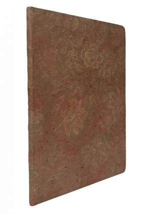 A New Drawing Book of Modes. By Mons. B. Picart.