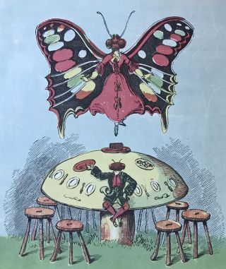 "The Butterfly's Ball and the Grasshopper's Feast. By Comus, Author of ""Three Little Kittens,"" ""Mister Fox,"" &c."
