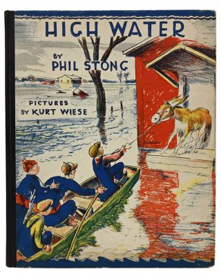 High Water. Phil Stong, Kurt Wiese