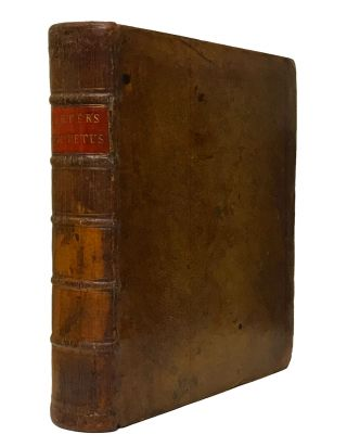 All the Works of Epictetus, Which Are Now Extant; Consisting of His Discourses, Preserved by...