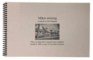Mikes Missing. A Search by Jim Duignan. Jim Duignan