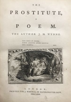 Sammelband of poems, including Hannah More's first published work