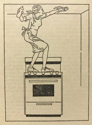 A Manual for Cleaning Ladies; with: illustrated proof sheet