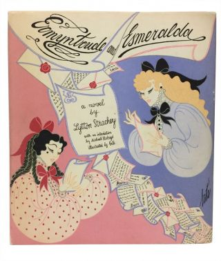 Ermyntrude and Esmeralda: An Entertainment. Giles Lytton Strachey, Erté, illustrator.